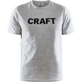 Craft ADV Athleisure SS Tee Men grey melange